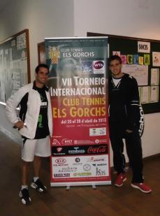 Qualy del Future ATP Spain F10 del CT Els Gorchs